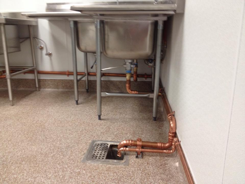 Gallery orsack plumbing contractors licensed for Whole house plumbing trap